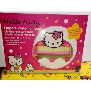 Hello Kitty AppendiAbiti In Legno Laccato