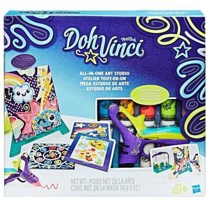 Play Doh Doh Vinci Art Studio