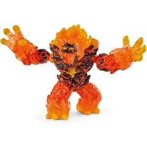 Schleich Eldrador Demone di Lava