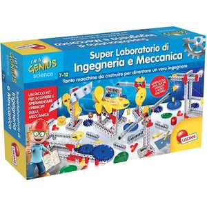 Lisciani Super Laboratorio di Ingegneria e Meccanica