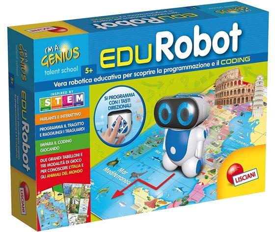 Lisciani edu robot