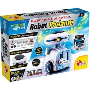 Lisciani Robot parlante Scienza Hi-Tech
