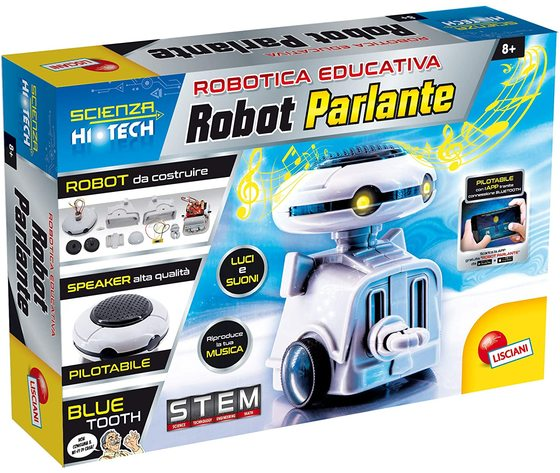 Lisciani robot