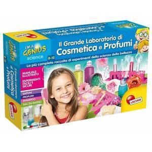 Lisciani Il Grande Laboratorio di Cosmetica e Profumi