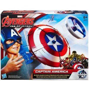 Avengers scudo di Capitan America con Lanciatore