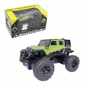 Radiocom Jeep Wrangler RC Ods