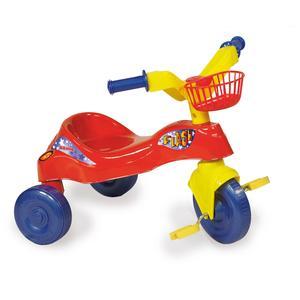 Biemme Triciclo Flash Rosso