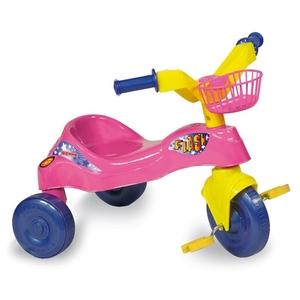 Biemme Triciclo Flash Rosa