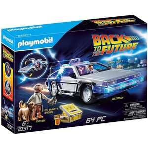 Play Mobil Back to the Future