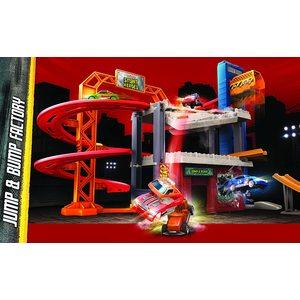 Majorette Stunt Heroes Garage