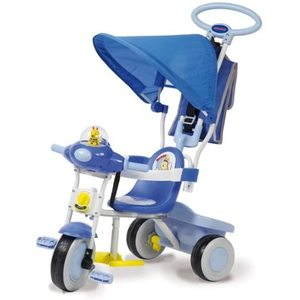 Triciclo Baby Plus Blu Biemme