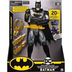 Batman DC Personaggio 30 cm con movimento
