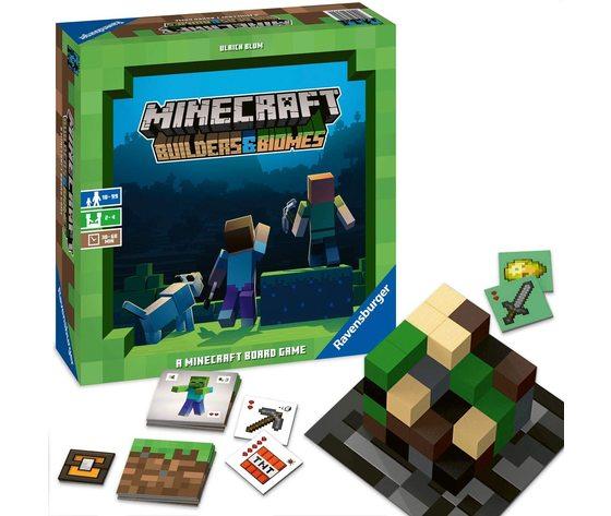 Minecraft gioco 2
