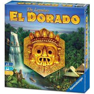 El Dorado The Legendary Ravensburger Gioco da Tavolo
