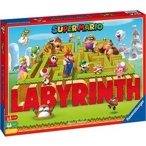 Super Mario Labyrinth Ravensburger Gioco da Tavola