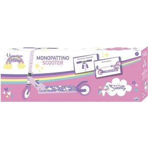 Monopattino Unicorno Scooter