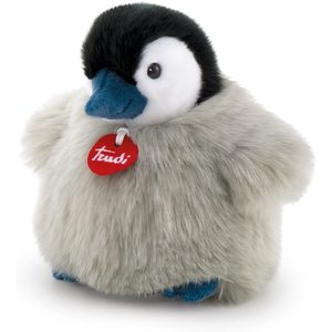 Trudi Pinguino Grigio 19 cm