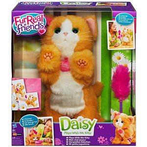 Fur Real Daisy La Gattina Che Gioca Con Te
