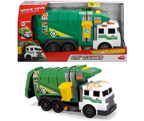 Camion ecologia