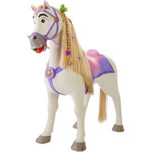 Disney Princess-Raperonzolo Cavallo Maximus 80 cm