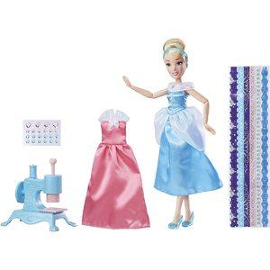 Disney Princess Cenerentola con Macchina da Cucire