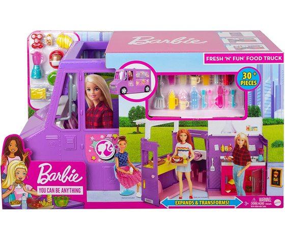 Barbie food 3