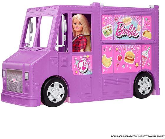 Barbie food