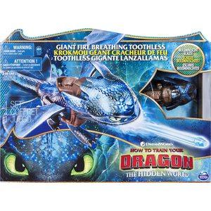 Dragons Sdendato Sputafuoco