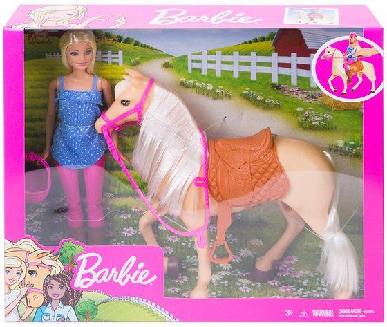 Barbie cavallo