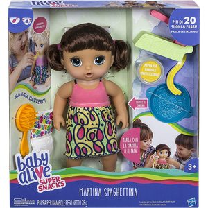 Bambola Baby Alive Spaghettina
