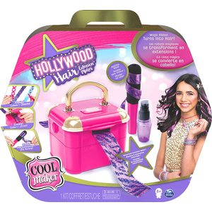 Coll Maker Hollywood Hair Extension maker