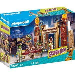 Play Mobil Scooby-Doo I Misteri dell' Antico Egitto
