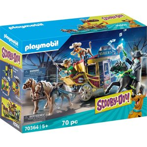 Play mobil Scooby-Doo La diligenza Fantasma
