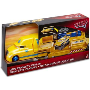 Cars  Transporter Playset Cruz Ramirez