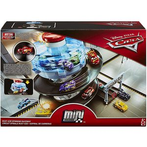 Cars Playset Mini Racers Pista a Spirale
