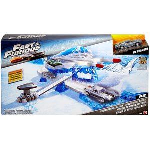Mattel Pista Fast & Furious Frozen Missile Attack
