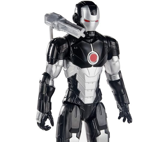 Iron man grigio 3