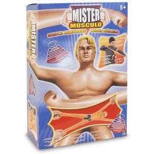 Giochi Preziosi-Tre00 Mister Muscolo Gioco di Abilità, Multicolore, Unica, Tre00