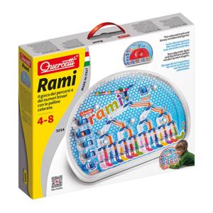 Quercetti Rami Il gioco dei percorsi con le palline colorate