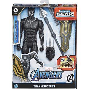 Avengers Marvel Black Panther Titan Hero series 30 cm