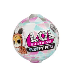 LOL Surprise Fluffy Pets Winter Disco Gioco per Bambine, 6 - 10 anni, Modelli Assortiti