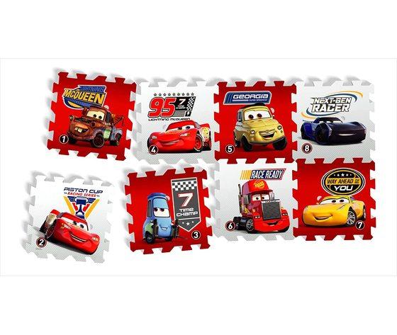 Tappeto cars 2