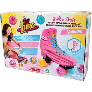 Soy Luna Pattini Training a rotelle 38/39
