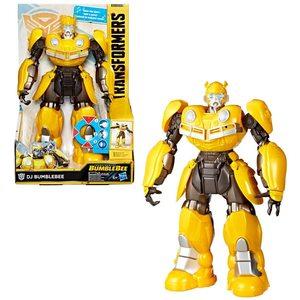 Transformers DJ Bumblebee con Movimenti Reali