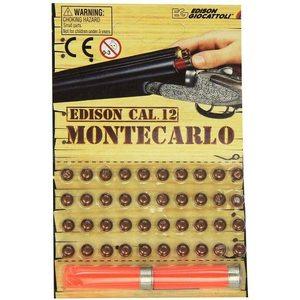 Edison Cartucce Ricarica per Fucile Montecarlo