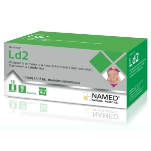 Ld2 10 flaconcini Named