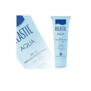 Rilastil Aqua crema idratante 50 ml SPF 15 UVA-UVB