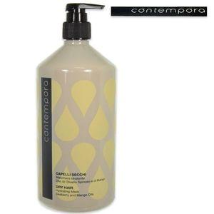 Contempora Maschera Idratante capelli secchi 1000 ml