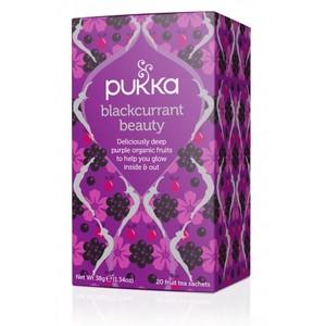 PUKKA TISANA Blackcurrant ( Ribes Nero) Beauty 20 bustine 2 gr