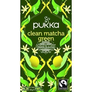 PUKKA TISANA Clean Matcha Green 20 bustine 2 gr